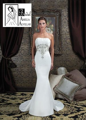 bridal amelia alvillar el paso texas wedding dresses Wedding Dresses El Paso