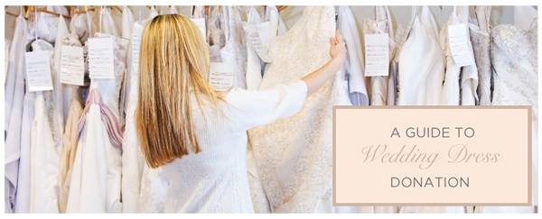 donate your wedding dress options to help make a Donated Wedding Dresses