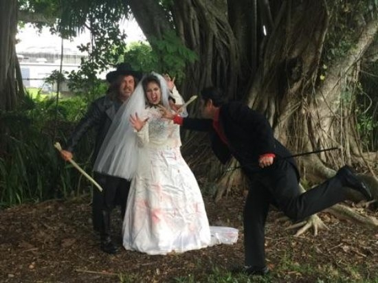 dont get caught dead in those mass produced wedding dresses Wedding Dresses Fort Myers