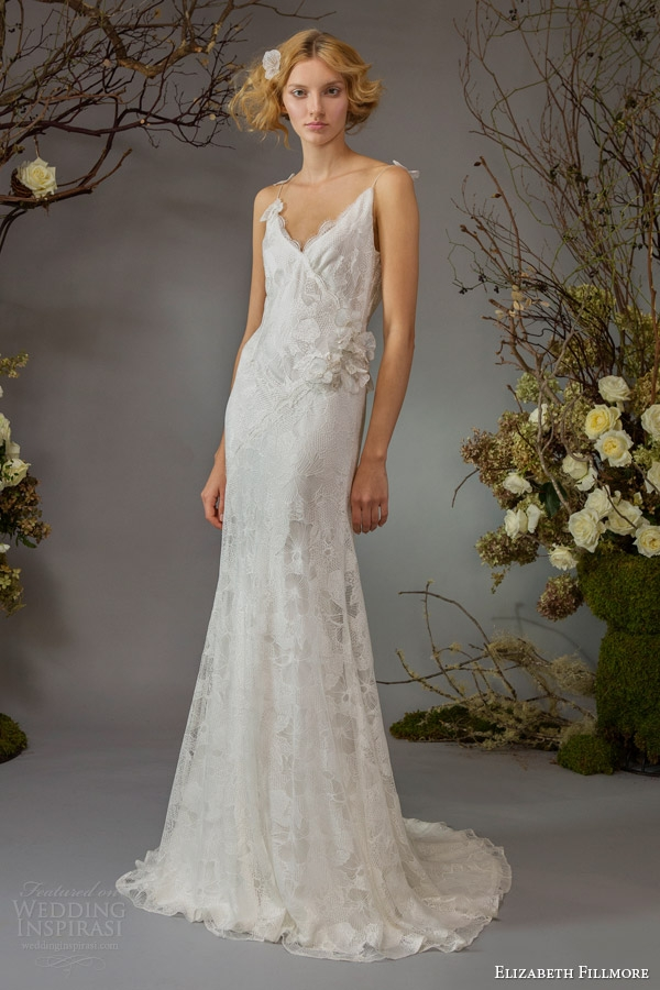 elizabeth fillmore fall 2014 wedding dresses wedding inspirasi Elizabeth Fillmore Wedding Dress