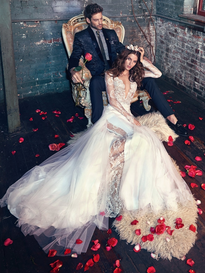 fairy tale wedding dresses that dreams are made of Fairy Tail Wedding Dresses