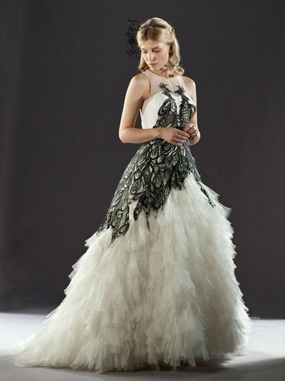 fleur delacours wedding dress in 2019 harry potter Fleur Delacour Wedding Dress