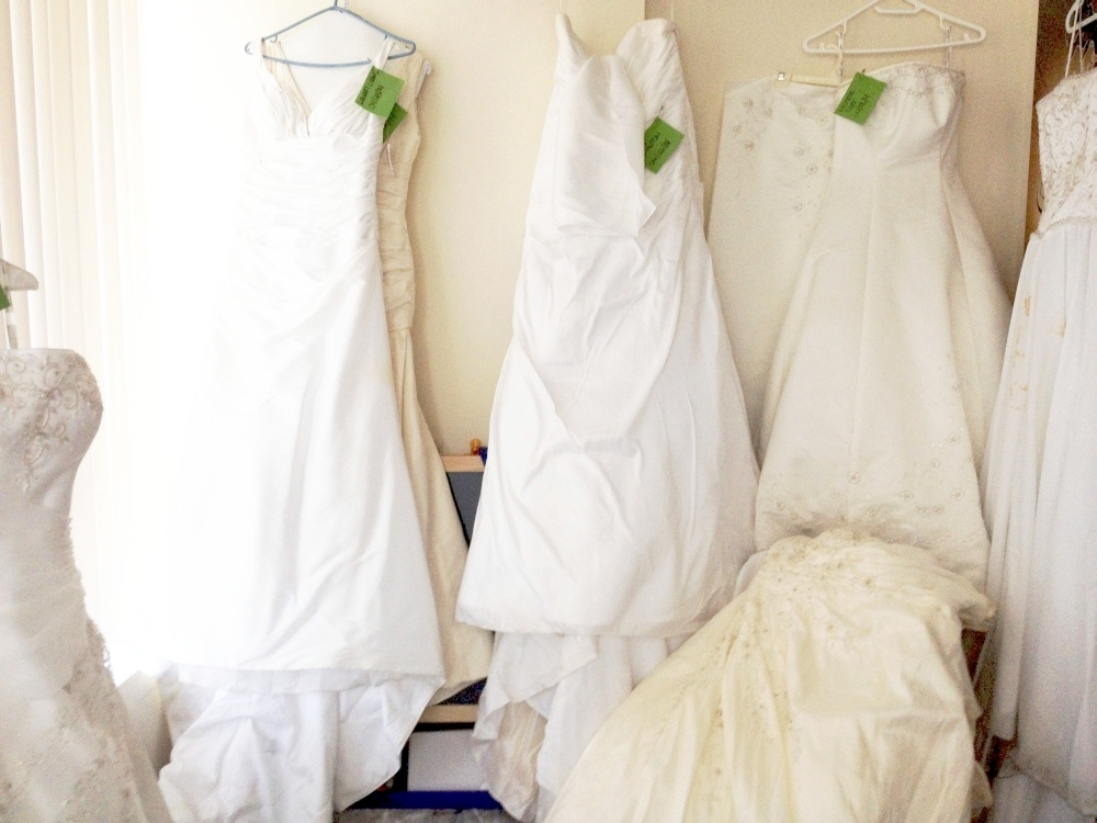 forever loved angel gowns Donated Wedding Dresses