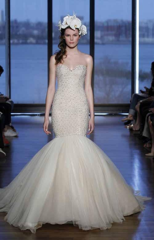 how much an ines di santo wedding dress will cost you Ines Di Santo Wedding Dress