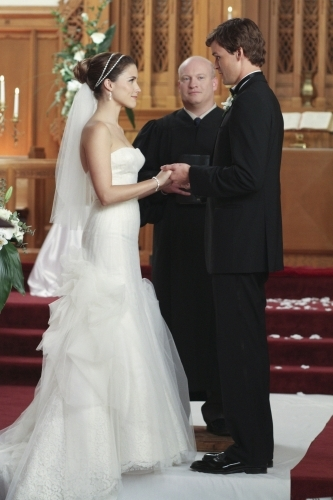 image in one tree hill collection millie on we heart it Brooke Davis Wedding Dress