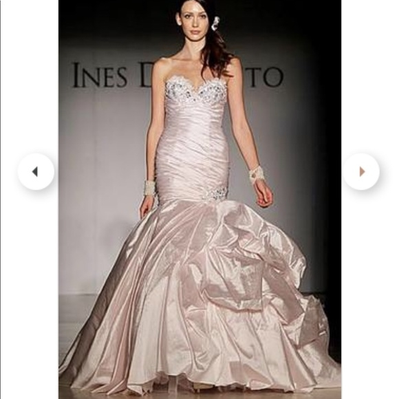 ines di santo wedding gown Ines Di Santo Wedding Dress