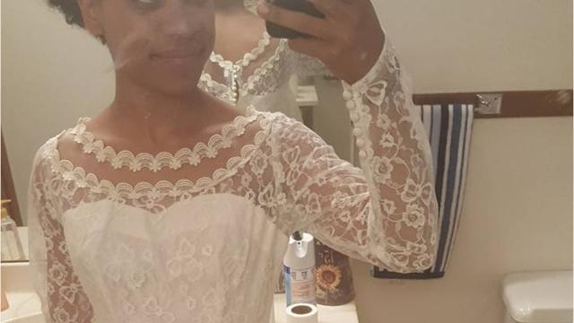 iowa bride to be claims wedding dress was stolen from car trunk Wedding Dresses Des Moines