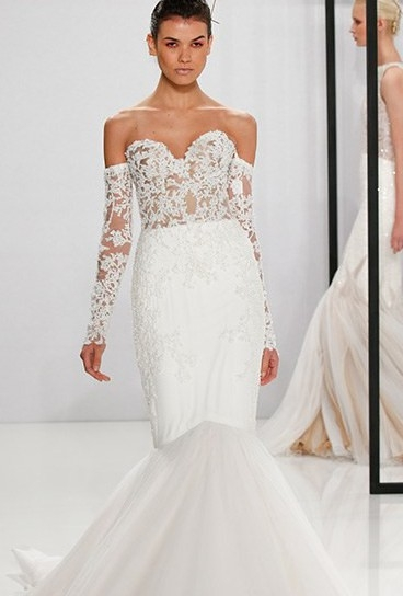 mark zunino size 4 Mark Zunino Wedding Dresses