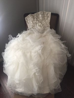 new and used wedding dress for sale in fort myers fl offerup Wedding Dresses Fort Myers