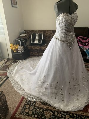 new and used wedding dress for sale in modesto ca offerup Wedding Dresses Modesto Ca