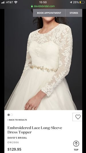 new and used wedding dress for sale in savannah ga offerup Wedding Dresses Savannah Ga