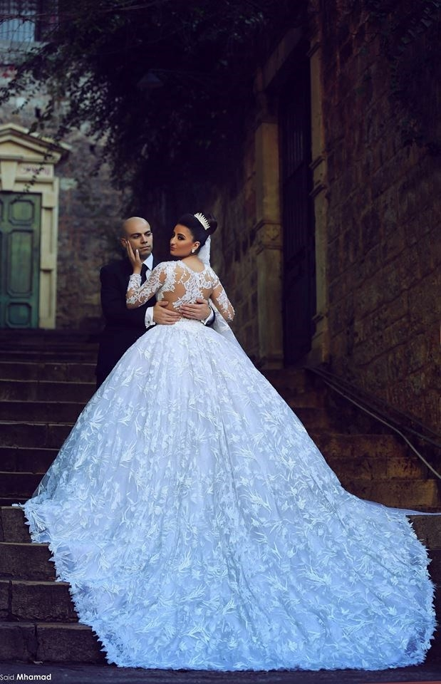new arrival alibaba lace long sleeve ball gown sexy back wedding dresses in turkeywdro 1003 buy wedding dresses in turkeylace wedding dressball Alibaba Wedding Dresses