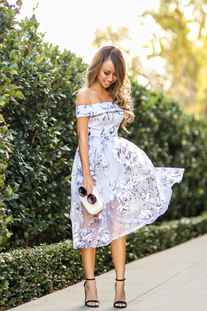 petite fashion blog lace and locks los angeles fashion Asos Wedding Guest Dresses