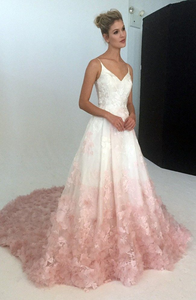 pin on Wedding Dress Dyeing Service