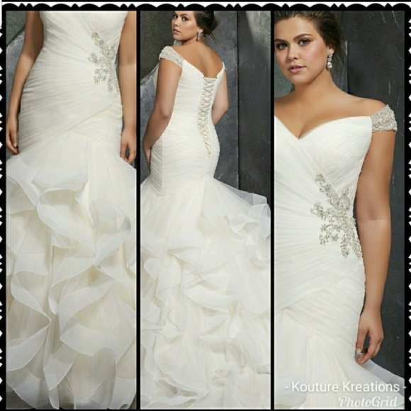 plus size mori lee wedding dress Plus Size Undergarments For Wedding Dresses