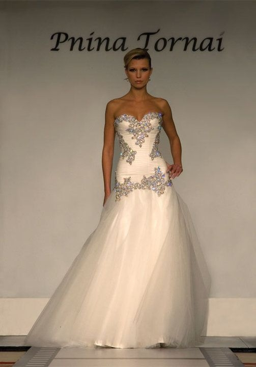 pnina tornai favorite wedding dress designer i will have my Wedding Dress Designer Pnina