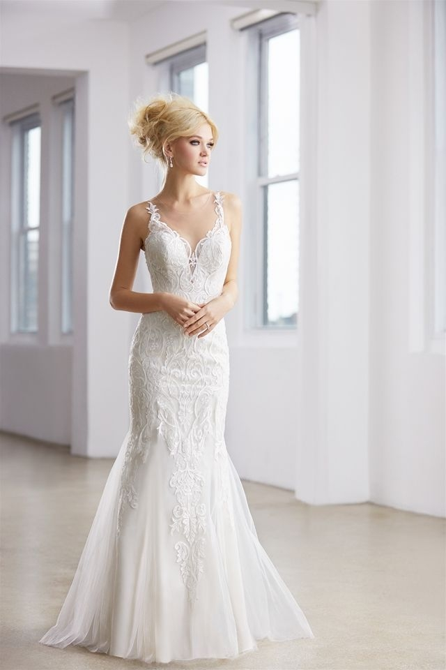 style mj357 available at bridal gallery in grand rapids mi Wedding Dresses Grand Rapids Mi