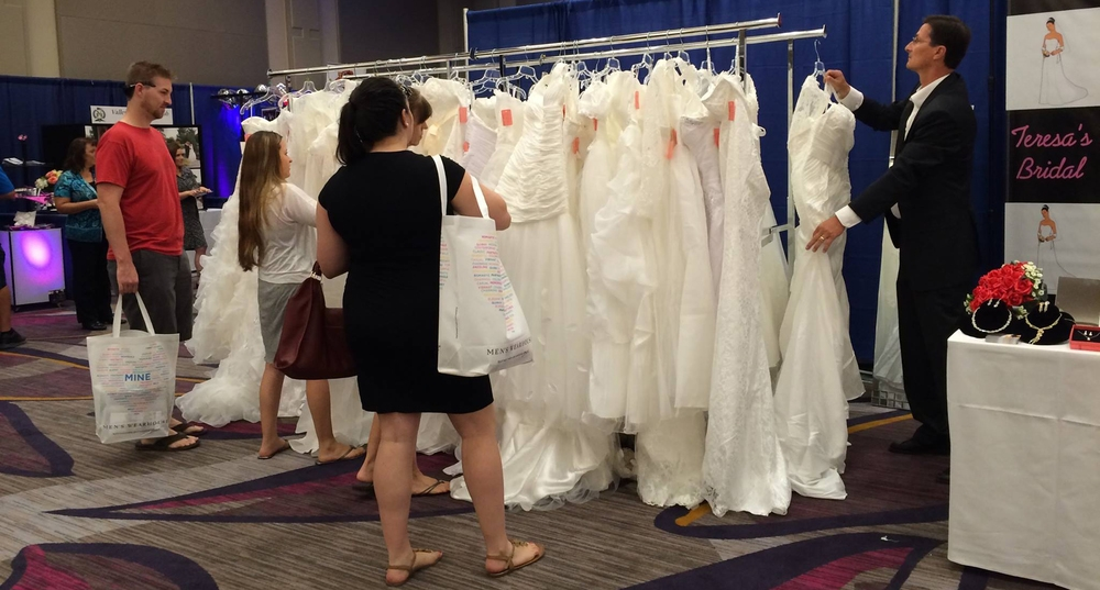 teresas bridal wedding gowns redding bridal show Wedding Dresses Redding Ca