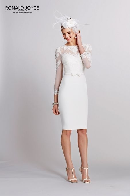 this is the one perfect courthouse wedding dress Wedding Dresses For Civil Ceremony