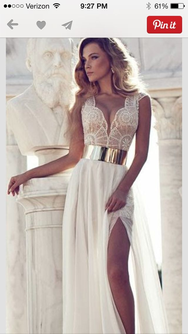 untraditional wedding dress so in love with this one day Untraditional Wedding Dresses