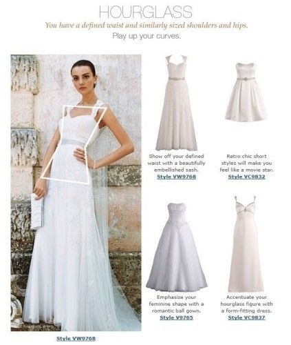wedding and event planning blog wedding dresses Wedding Dresses For Hourglass Figures
