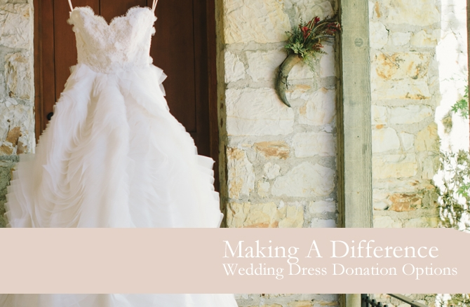 wedding dress donation options preowned wedding dresses Donated Wedding Dresses