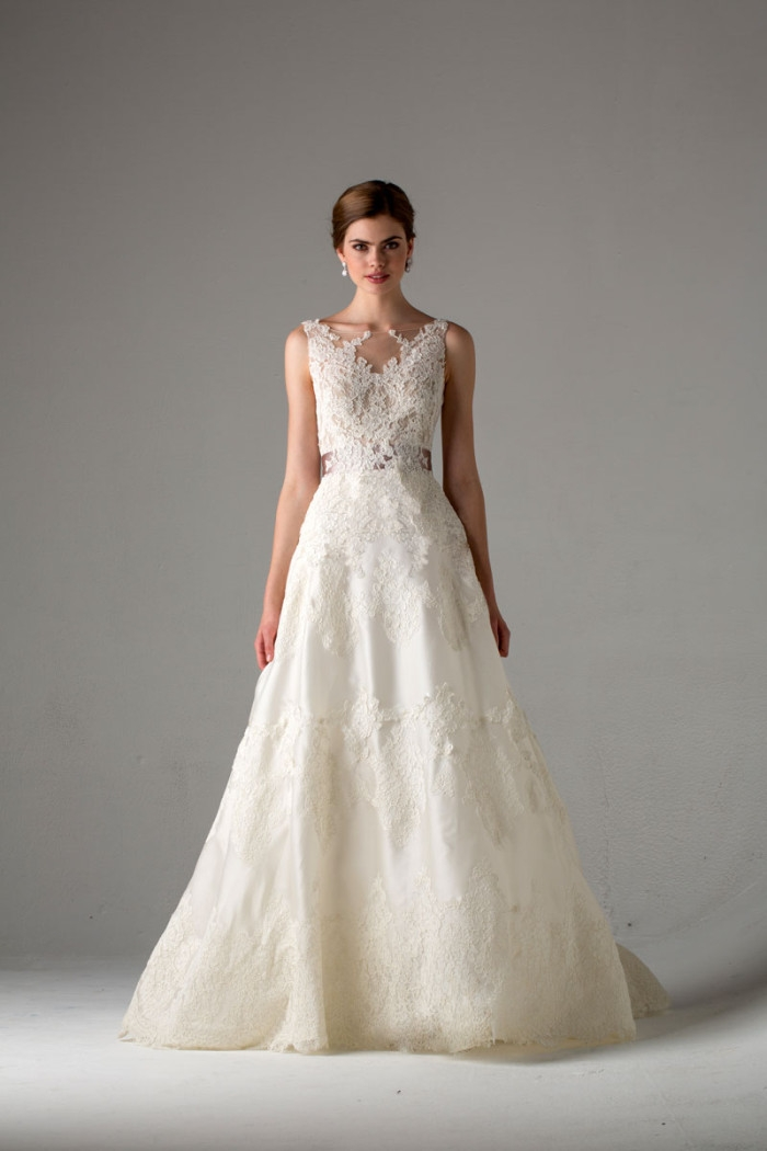 wedding dresses from anne barge fall 2015 Anne Barge Wedding Dresses