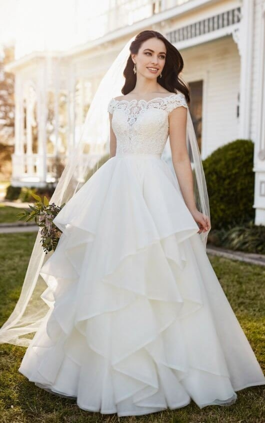 wedding dresses off white of dublin columbus designer Used Wedding Dresses Columbus Ohio