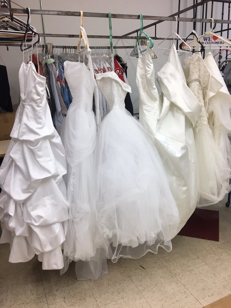 wedding gowns cleaned preserved yelp Wedding Dress Cleaning And Preservation Pretty