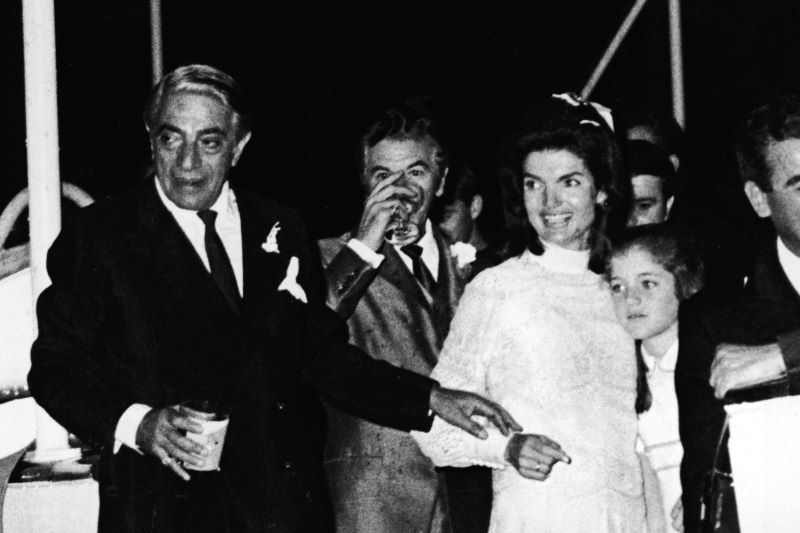 where jackie kennedys wardrobe ended up after her death Jackie Onassis Wedding Dress