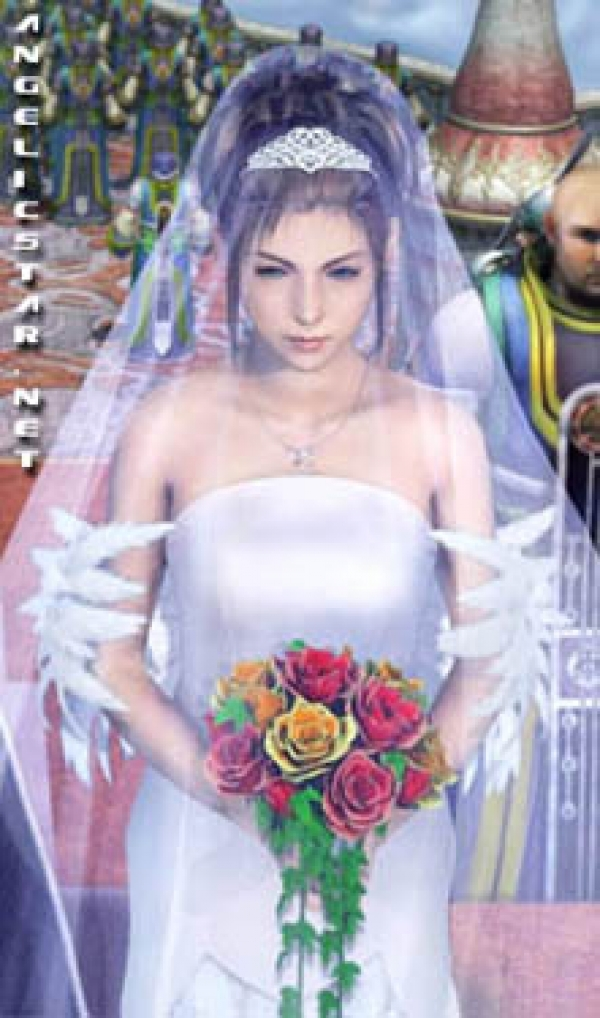 yaya han Yuna Wedding Dress