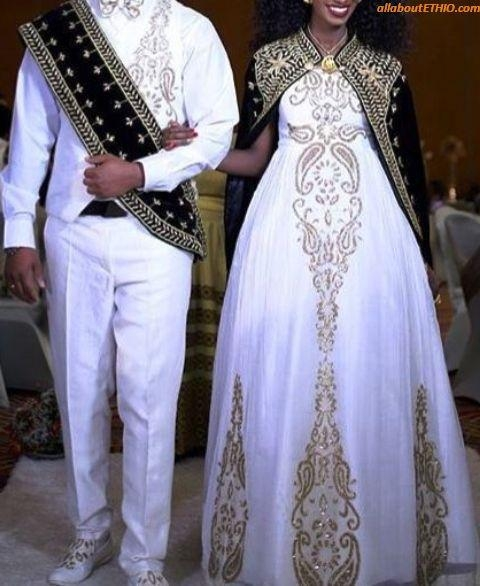 13 of the best ethiopian traditional wedding clothes for men Ethiopian Cultural Wedding Dress