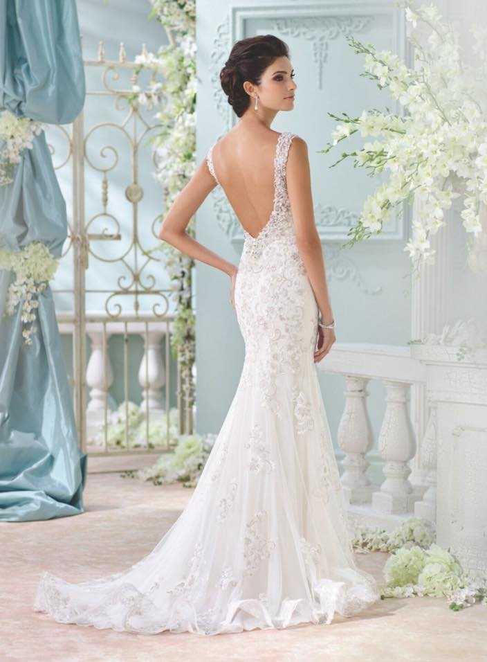2016 david tutera for mon cheri wedding dresses modwedding David Tutera For Mon Cheri Wedding Dresses