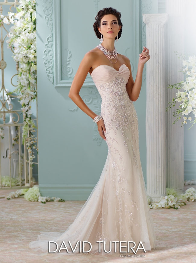 2016 david tutera wedding dresses archives weddings romantique David Tutera Wedding Dress s