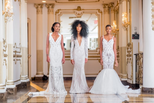 5 black wedding dress designers you should be wearing down African American Wedding Dress Designers