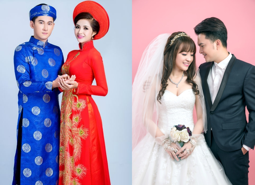 5 things you should know about vietnamese wedding ceremony Vietnamese Traditional Wedding Dress
