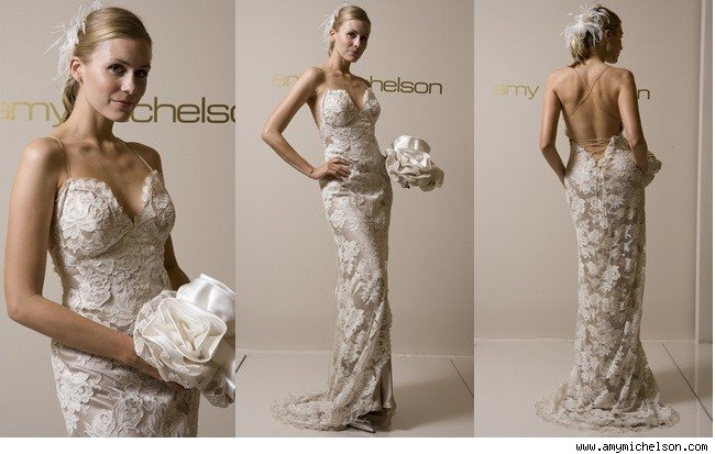 amy michelson wedding gowns styled traci romano events Amy Michelson Wedding Dresses