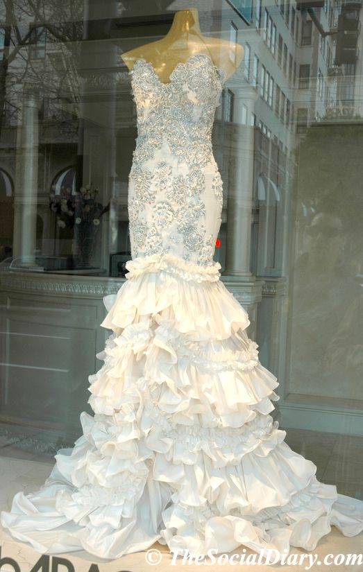baracci beverly hills la my dream wedding gown designer Baracci Wedding Dresses