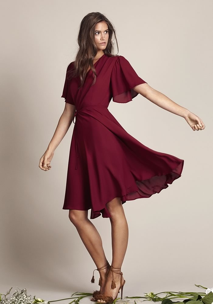 best wedding guest dresses and outfits wedding ideas mag Wedding Attendant Dresses