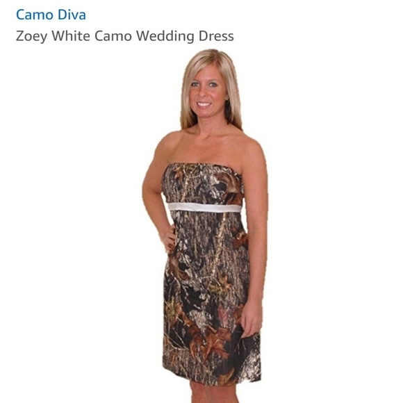 camouflage wedding dress nwt Pictures Of Camo Wedding Dresses