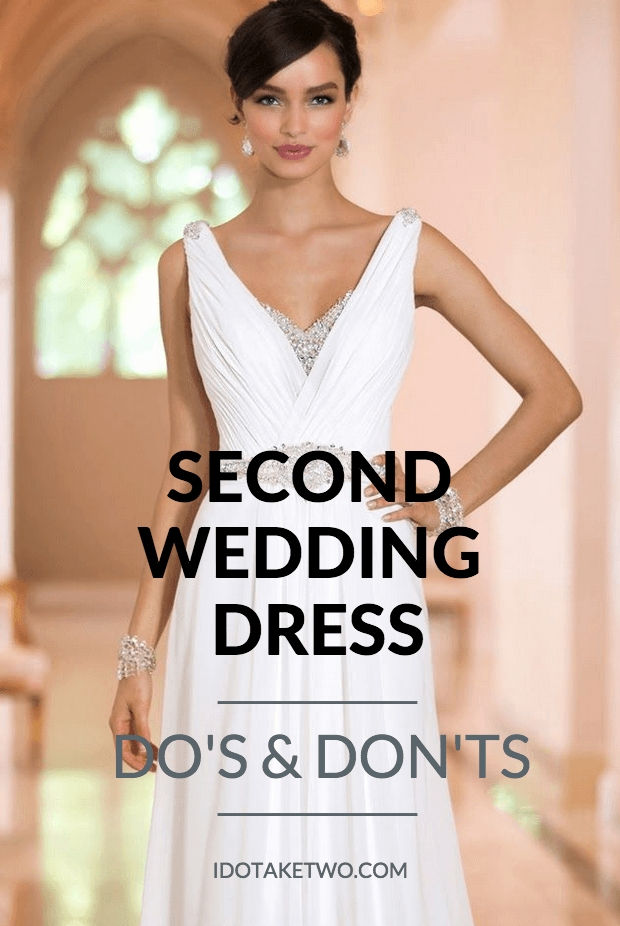 choosing dresses for a second wedding second wedding Wedding Dresses For 2nd Marriages