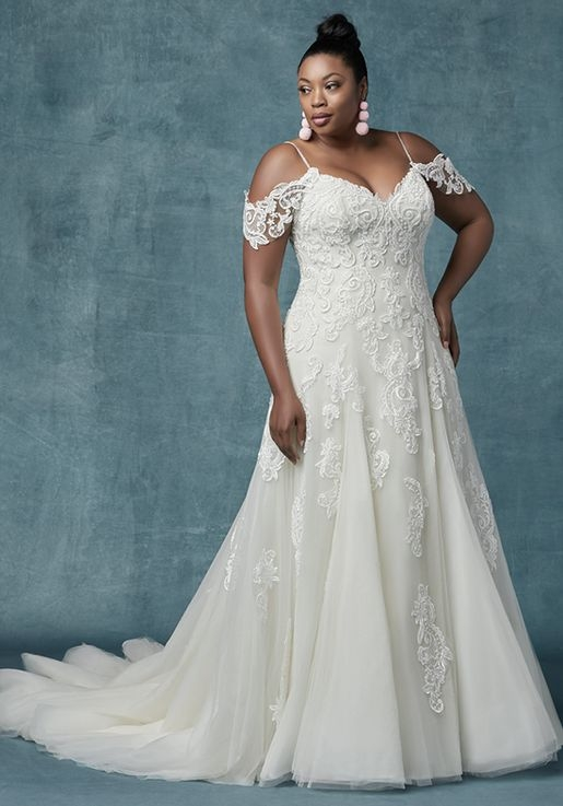 curvy brides sizes 16 up heart to heart bride Wedding Dresses Rochester Ny