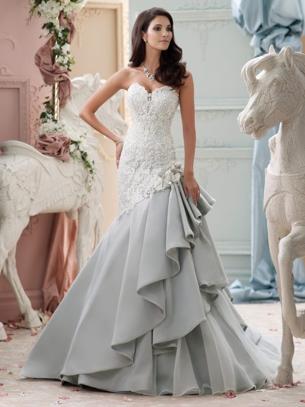 david tutera for mon cheri spring 2015 bridal collection David Tutera For Mon Cheri Wedding Dresses
