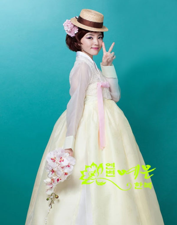 details about hanbok dress custom made korean traditional woman hanbok bride wedding dress Hanbok Wedding Dress
