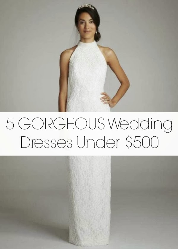 friday five wedding dresses under 500 vol16 perfete Wedding Dresses Under 500 Dollars