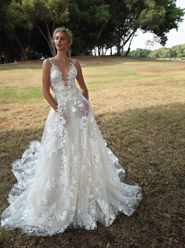 g 210 collection no vii bridal dresses galia lahav Galia Lahav Wedding Dress