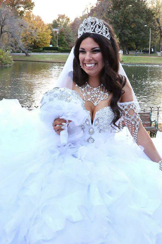 gypsy inspired sondra celli company sondra celli bling Gypsy Wedding Dress Designer Sondra Celli