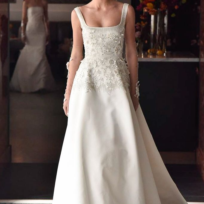how to find the perfect wedding dress for your body type Wedding Dresses For Busty Brides