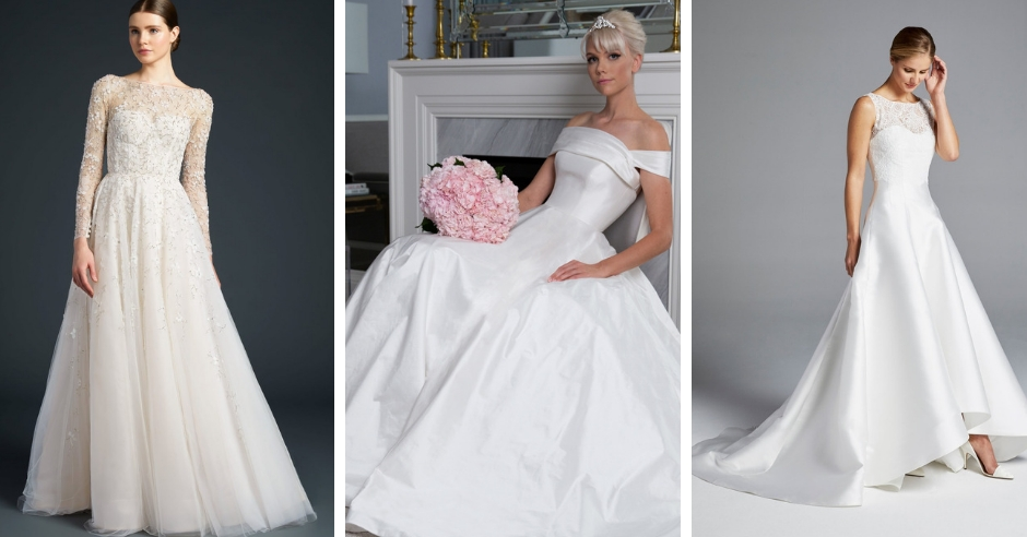 how to shop for a wedding dress as a busty bride kleinfeld Wedding Dresses For Busty Brides