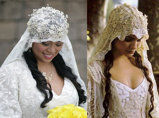 i had a star wars wedding and wore padme amidalas dress Padme Amidala Wedding Dress